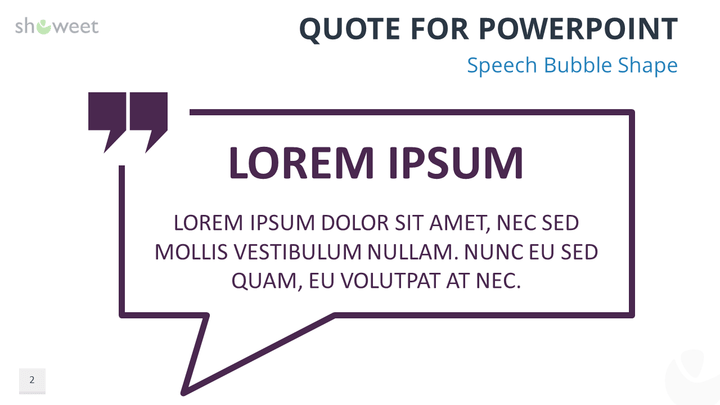 powerpoint templates for quotes