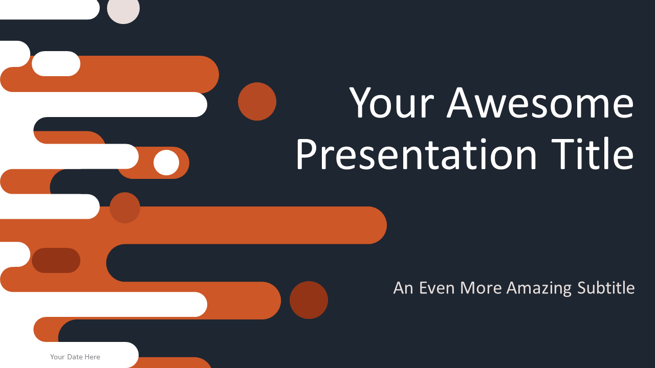 Retro - Free PowerPoint Template