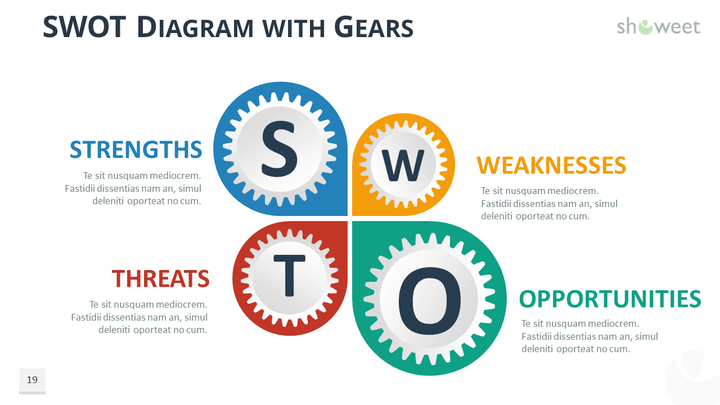 gears diagrams for powerpoint showeet com