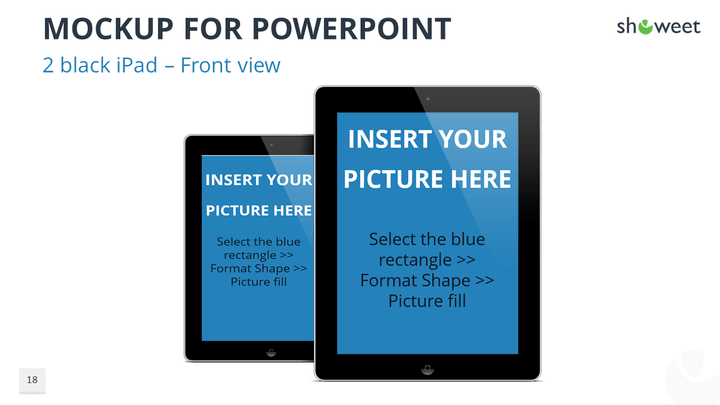 Mockups - Graphics and Templates for PowerPoint