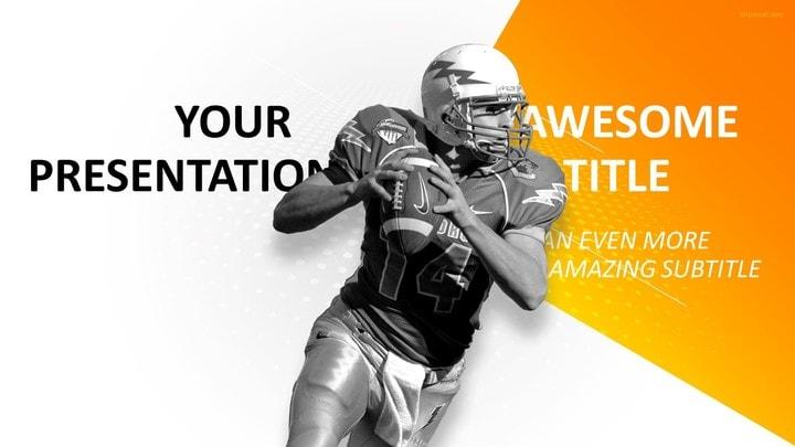 30 sports mega powerpoint template sports football powerpoint template toneelgroepblik Image collections
