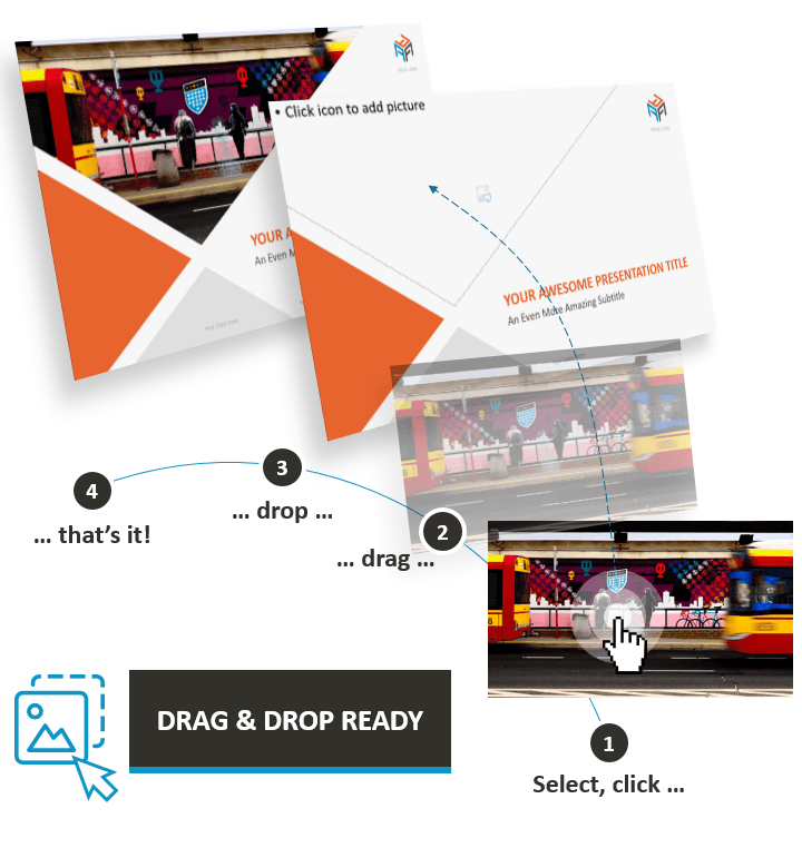 Corporate business powerpoint template this free corporate business powerpoint template is drag and drop ready toneelgroepblik Images