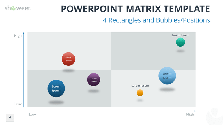 matrix templates for powerpoint, Powerpoint templates