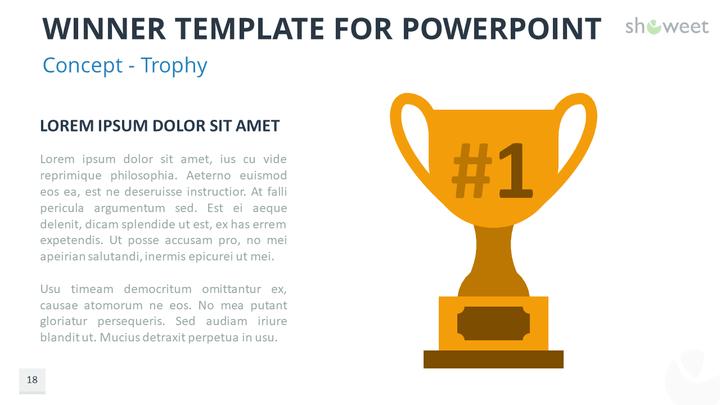Winner Template For PowerPoint