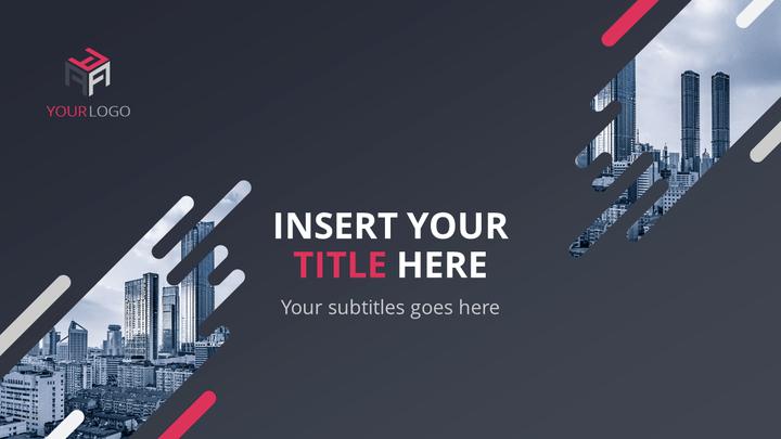 Diagonal - Creative PowerPoint Template