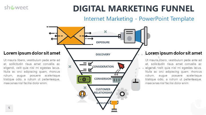 Internet Marketing Graphics for PowerPoint