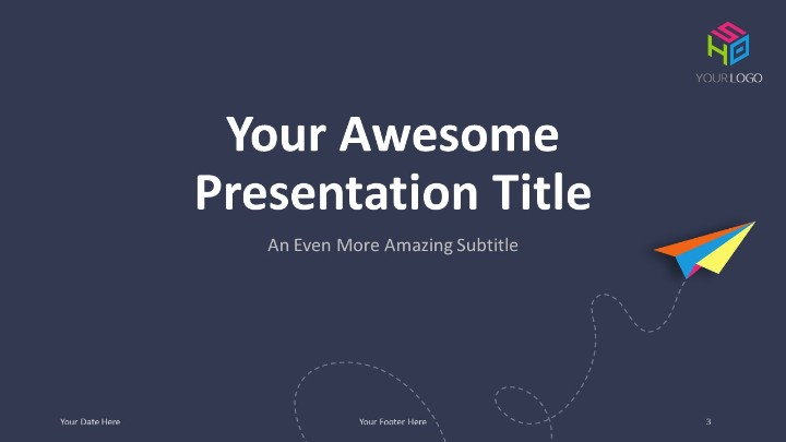 Origami - Creative PowerPoint Template