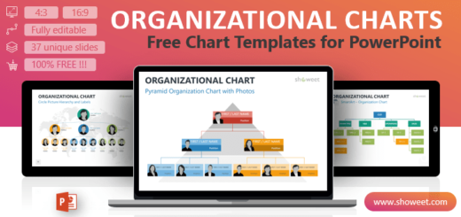 Creative and free powerpoint templates showeet organizational charts for powerpoint ccuart Image collections