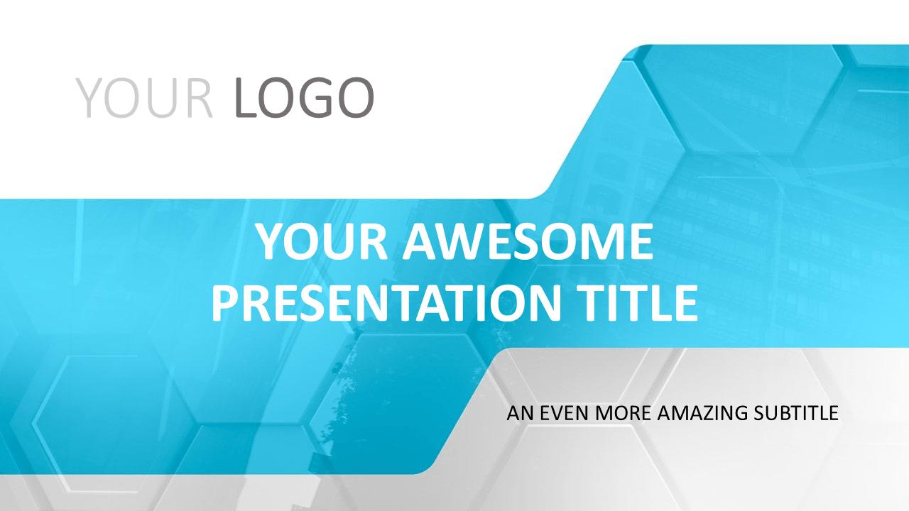 Corpo Business Powerpoint Template Showeet Com
