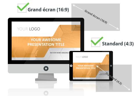 Corpo - Modèle PowerPoint aux formats Grand écran et Standard