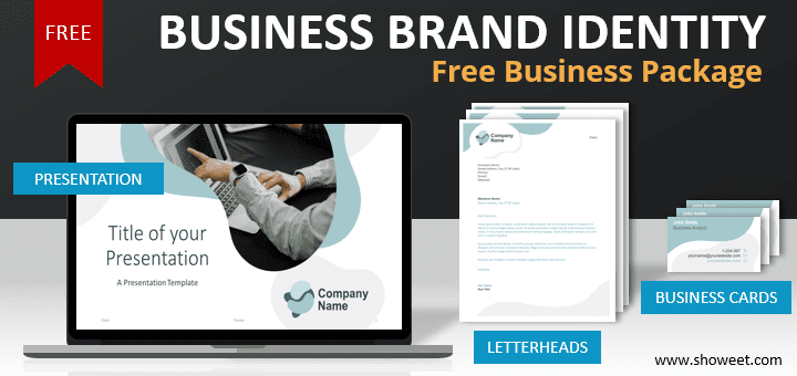 Free Business Brand Identity Package