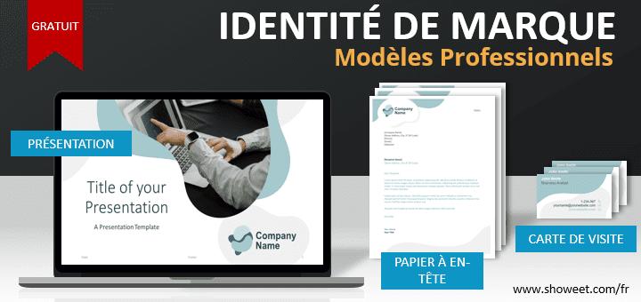 Modèles Gratuits D'Identité De Marque Pour Votre Business